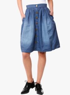 Tokyo-Talkies-Blue-Flared-Skirt-2643-1614261-1-product