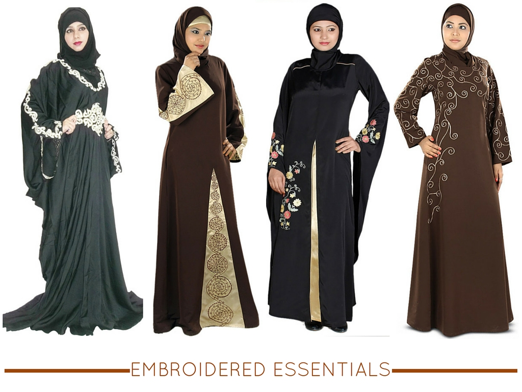 Why Can T Burqas Be Stylish Voonik Fashion