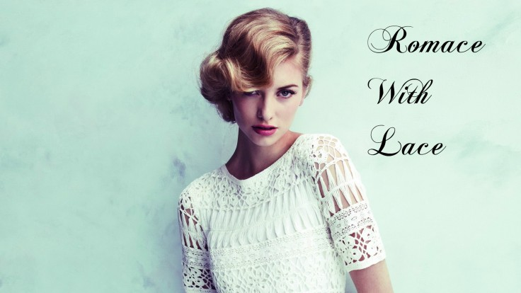 Romance with lace