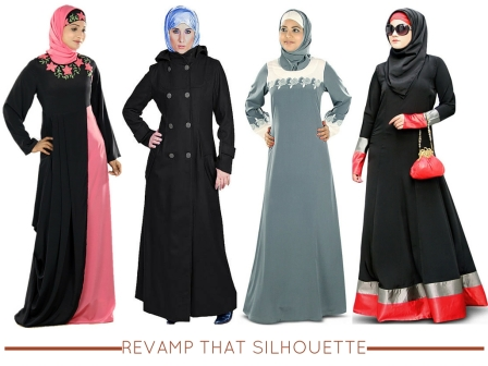 REVAMP THAT SILHOUETTE