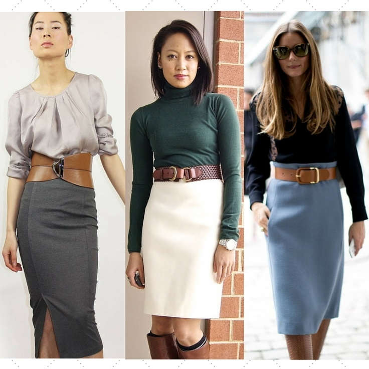 highwaist belts