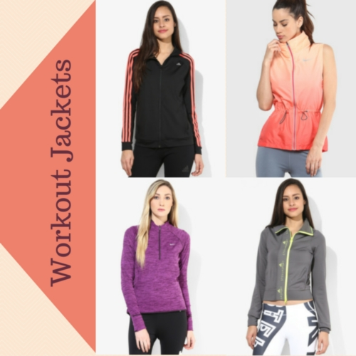 Workout Jackets