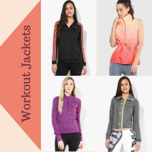 Workout Jackets