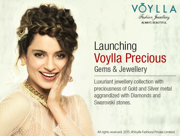 Voylla for Voonik