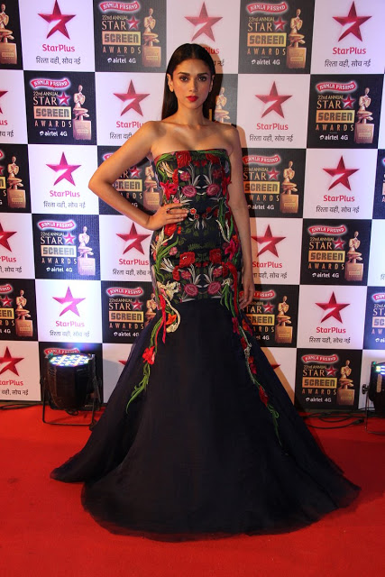 Star Screen Awards Red Carpet Images (6)