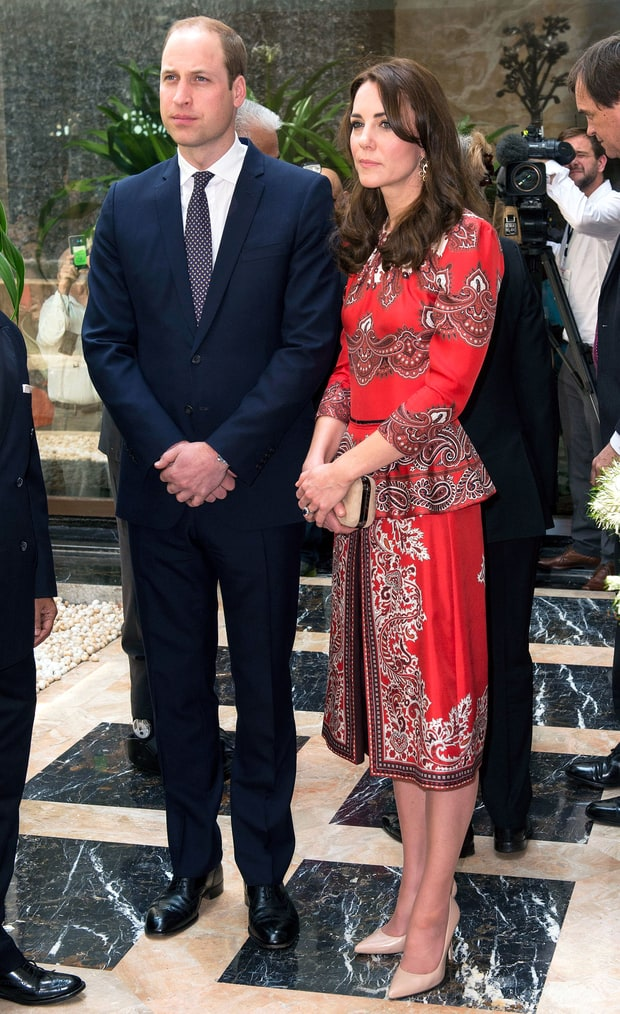Alexander McQueen in Taj Mahal Palace Hotel