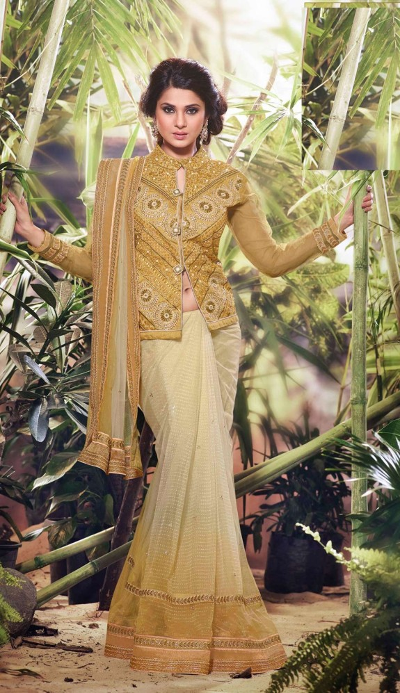cream-designer-net-saree-with-full-sleeve-blouse-e15577-78c