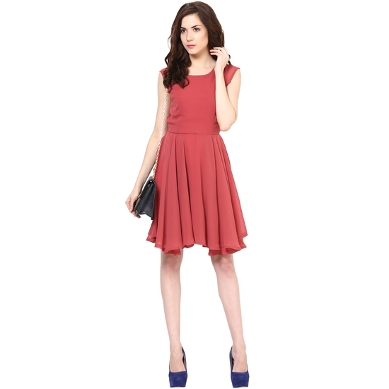 harpa-womens-dress-pink-georgette-sleeveless-midi-d-product