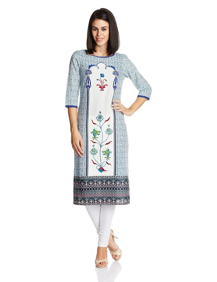 aurelia-navy-blue-coloured-100-percent-cotton-kurta-product