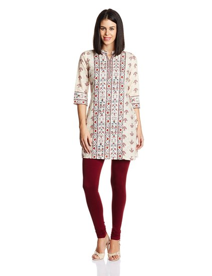 aurelia-red-coloured-100-percent-cotton-kurti-product
