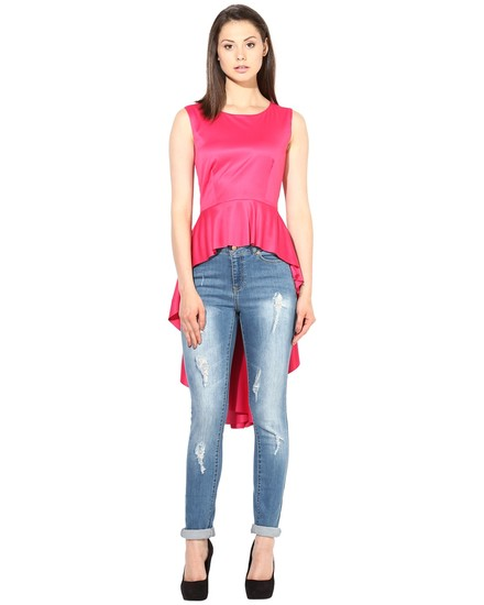 harpa-pink-blended-solid-womens-top-3-product
