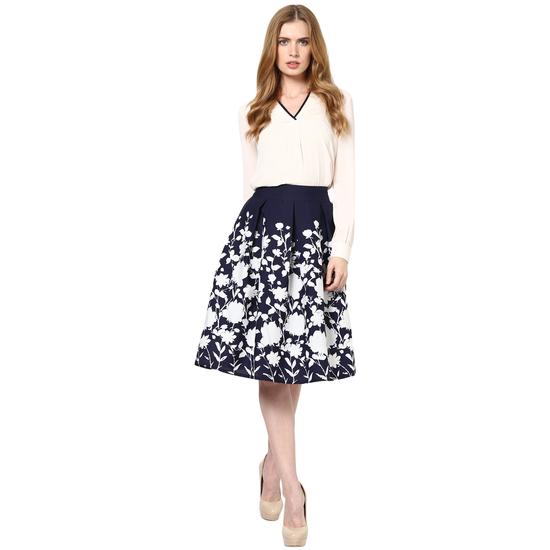 harpa-womens-skirt-navy-medium-length-crepe-a-line--product