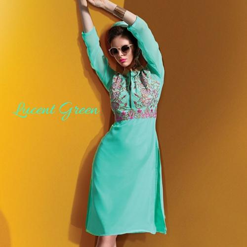 Lucent Green