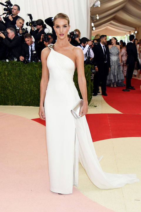 rosie huntington whiteley in ralph lauren