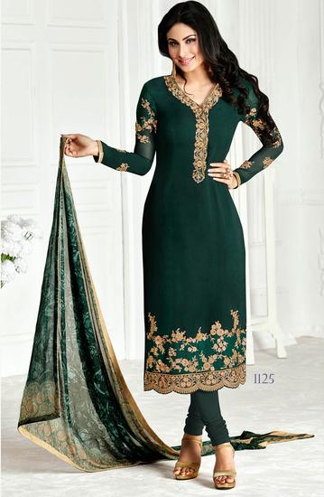sanskurti-green-georgette-salwar-kameez-product