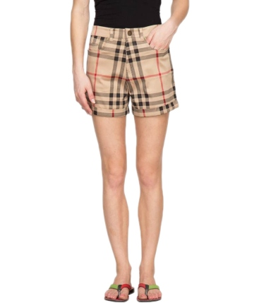 Hypernation-Brown-Checkered-Casual-Shorts-SDL009259565-1-70267-original