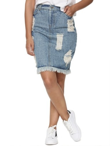 koovs-extreme-ripped-denim-pencil-skirt-product