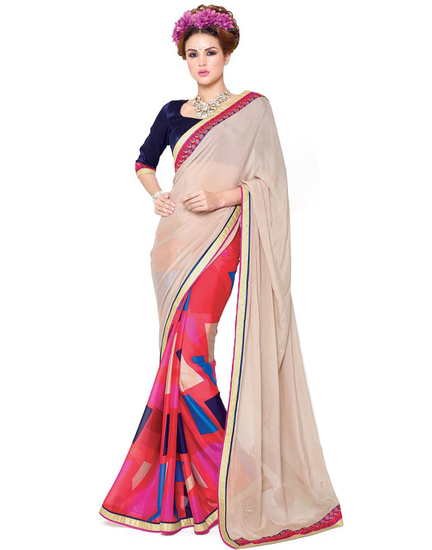 ravechi-feb-cream-and-pink-georgette-saree-product