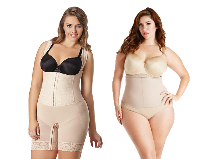 cc8e3811217 Many women make the mistake of buying shapewear in a smaller size to shave  inches off their waist