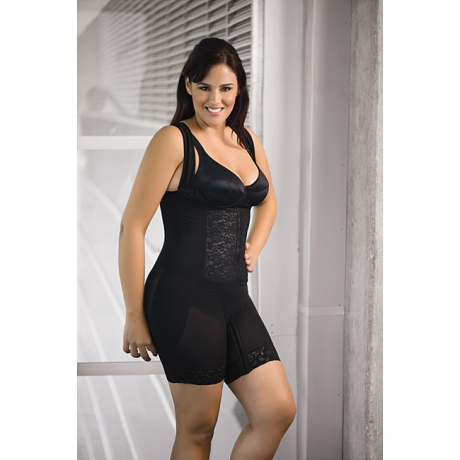 CoCoon-Womens-Plus-Size-Short-Wonder-Shaper-Bodysuit-L14002739