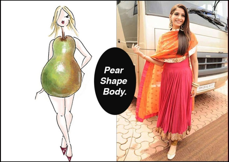 How to choose a Perfect kurti for Pear shape body ...