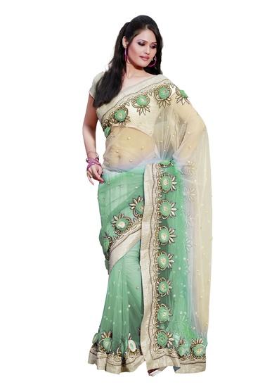 lakshat-fashion-cream-and-rama-color-net-saree-product