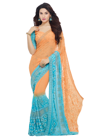 shreeji-fashion-new-designer-sky-blue-and-peach-col-product