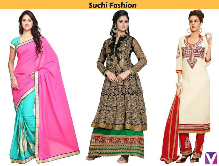 Suchi Fashion
