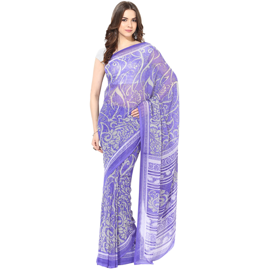 tanishaa-lemon-chiffon-purple-sareetns-123-product