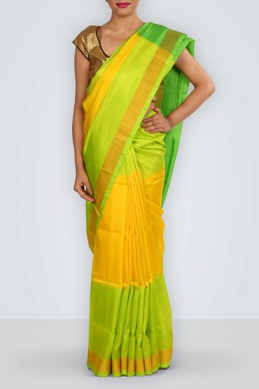 uppada-soft-silk-green-color-handloom-silk-saree-5-product