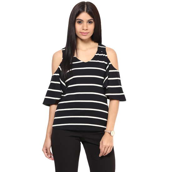 hypernation-striped-women-cold-shoulder-tops-2-product