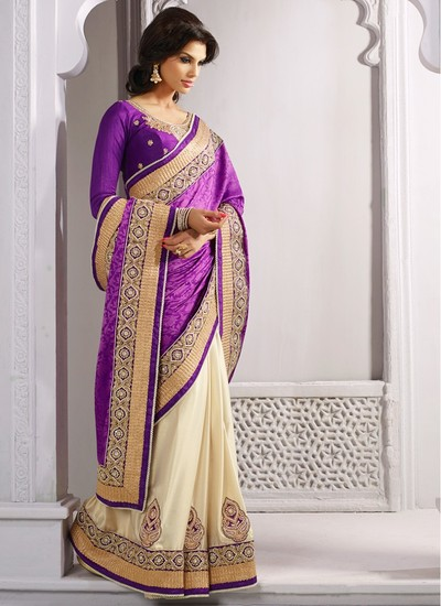 purple-and-beige-color-embroidered-georgette-party-product