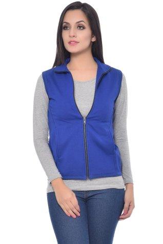 frenchtrendz-ink-blue-sleevless-jacket-original