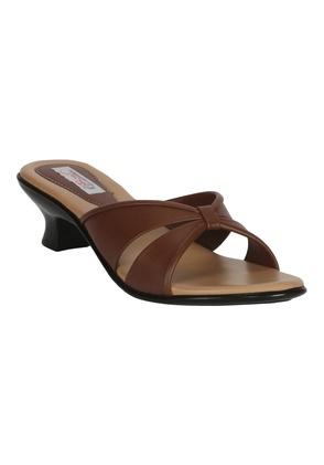 zachho-brown-foam-leather-italian-sheet-slippers-product
