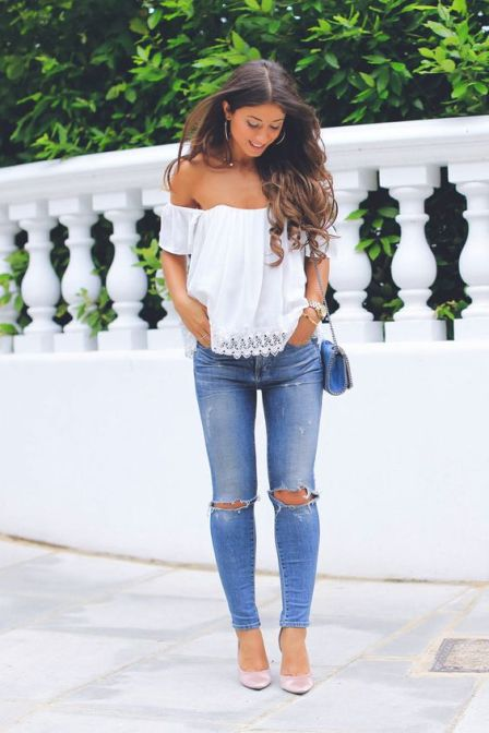 jeans-and-off-shoulder-top