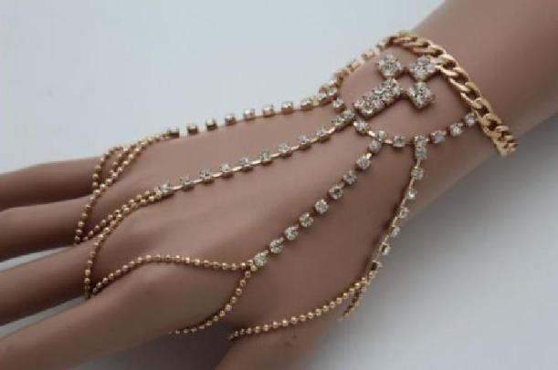 other-women-gold-metal-hand-chains-wrist-bracelet-connect-slave-rings-fingers-cross-14806474-4-0